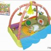 厂家直销折式小熊形状地毯+游戏毯+游戏垫77001