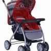 G309双向婴儿手推车\婴儿车\宽大舒适(红色)