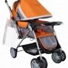 G121A全篷双向婴儿手推车\婴儿车\可平躺(桔色)
