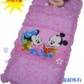 睡袋、童被、毛巾、抱毯批发