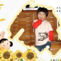 朵飞婴童服饰—纯棉T恤(2-5岁宝宝用)厂家 零批