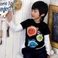 2010夏款童装,精品童装,短袖T恤10540