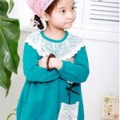 2010春款童装,代理韩单童装连衣裙30037