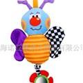 供应蜜蜂花拉震 婴幼儿玩具 布艺玩具