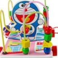 供应儿童益智玩具/串珠玩具/机器猫绕珠