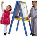 供应儿童磁性画板KL999D