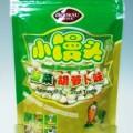 谷谷苏120克菠菜胡萝卜味小馒头