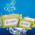 婴儿护肤柔湿巾(80片送20片)