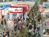 上海国际少年儿童服装及用品博览会早教品牌林立