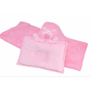 新生儿定型枕两件套礼盒 定型枕
