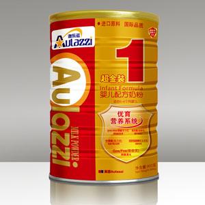 澳乐滋超金质婴儿配方奶粉