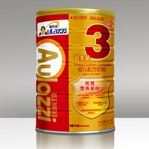 澳乐滋超金质幼儿配方奶粉
