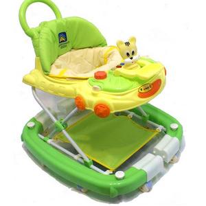 囡囝好(好孩子)多功能餐盘式摇摆学步车
