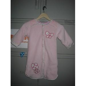 珊瑚绒睡袍