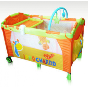 乐卡婴儿旅行游戏床系列