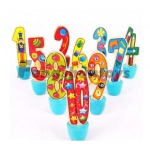 新款木制玩具批发学前教育玩具智力组装玩具幼儿园教具体育运动