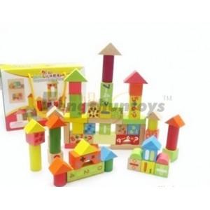 木质玩具学前教育玩具木制积木玩具益智玩具儿童早教玩具生日礼物