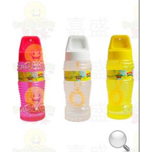 豆豆乐透明泡泡瓶(配一字盖)全国招商