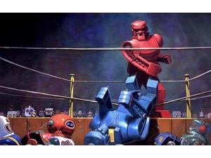 美泰格斗机器人玩具将改编电影