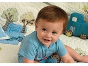 i-baby婴童服饰 来自英伦的时尚