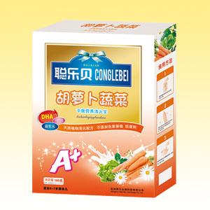 聪乐贝胡萝卜蔬菜清火宝全国招商