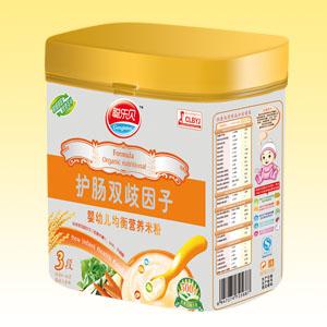 聪乐贝护肠双歧因子营养米粉全国招商