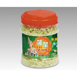菠菜营养猪肉酥全面招商