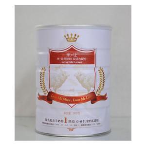 米让婴儿配方羊奶粉全国招商