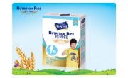 聪明孩子1段铁锌钙营养米粉