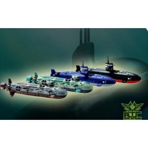 供应:13000-美军号/海狼号核能潜水艇
