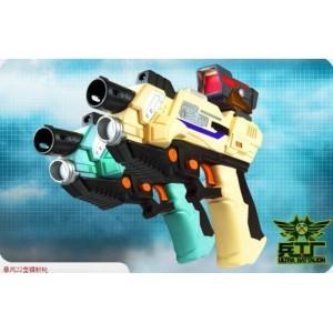 供应欢乐家兵工厂系列产品:22003-暴风22型镭射枪