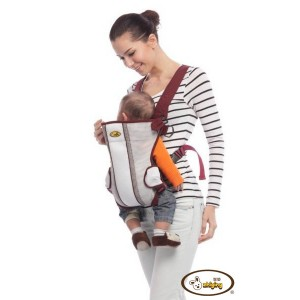 清爽型婴儿背带