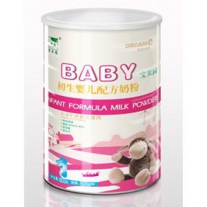 宝贝园普装800g  1段 婴儿配方奶粉