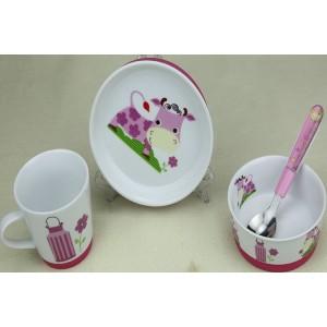 陶瓷儿童餐具