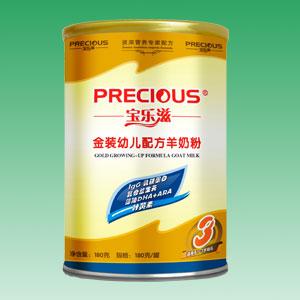 宝乐滋金装180g羊奶粉3段诚招全国代理