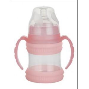 批发供应婴儿奶瓶、高硼硅玻璃奶瓶