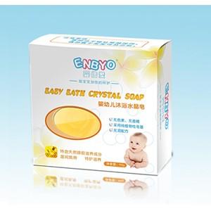 婴幼儿沐浴水晶皂
