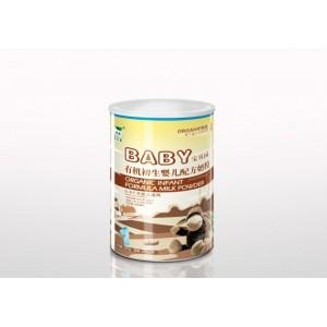 宝贝园小听装2段108g有机婴儿配方奶粉诚招代理