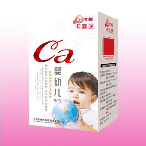 卡咪呢Ca婴幼儿钙片