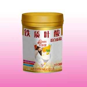 卡咪妮铁质叶酸蛋白质粉