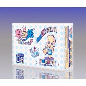 妈宝乐纸尿裤大码32片