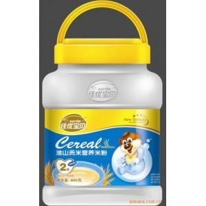 2段淮山贡米营养米粉