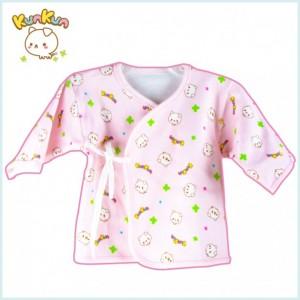 台湾KUNKUN品牌婴儿棉肚衣/纱布肚衣