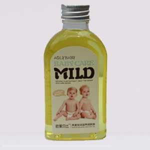欧莱贝比婴儿燕麦安润滋养润肤油诚招代理