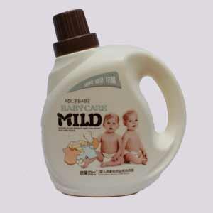 欧莱贝比婴儿燕麦安润全效洗衣液诚招代理