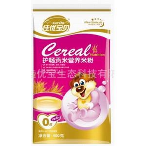 0段护畅贡米营养米粉