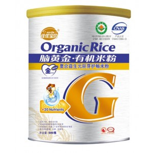 全阶段复合益生元胚芽护畅米粉