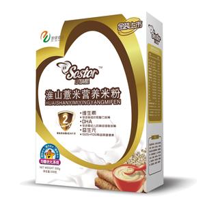小萌星淮山惹米营养米粉2段全国诚招代理商