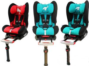 """【新款上市】""""宝贝第一""""Sanrio安全座椅,让您出行更安全"""