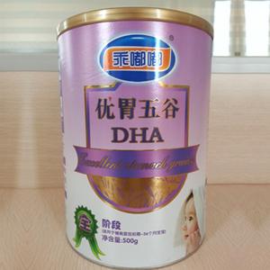 【新品】乖嘟嘟全段优胃五谷DHA营养米粉全国招商